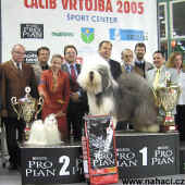 Best in Show Vrtojba 2005